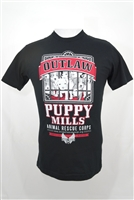 Unisex / Men's Outlaw Puppy Mills T-Shirt