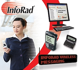 InfoRad Wireless Pro Messenger 7500