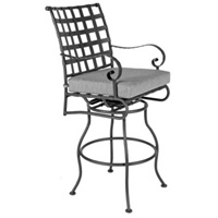 OW Lee Lee Bar stool- with Arms