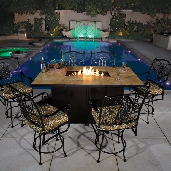 OW Lee Lee Fire Pit · Larger Photo Email A Friend - OW Lee 42x72 Counter Fire Pit Texas Ruidoso