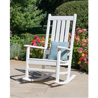 POLYWOOD Vineyard Rocker