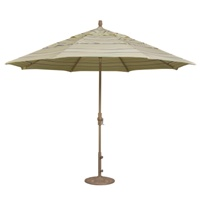 11' Twist Tilt  Umbrella