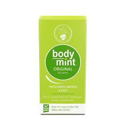 Body Mint A Natural Deodorant Alternative
