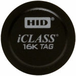 HID 206X iCLASS Contactless Smart Tags Graphic