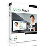 Jolly Technologies Support, Lobby Track Small Business Edition Support Graphic