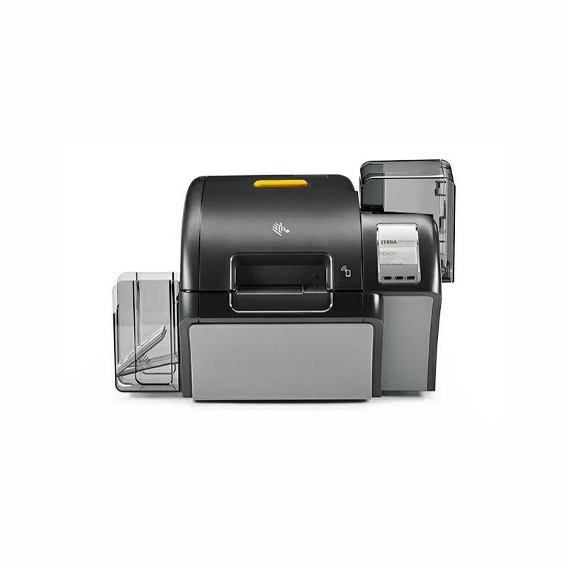 Zebra 800012-543 YMCUvK Color Ribbon for the Zebra ZXP Series 8 /& 9 Retransfer ID Card Printers 500 prints.