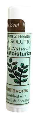 All Natural Lip Moisturizer - Unflavored