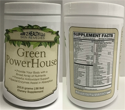 "Green PowerHouse ""Plus"""