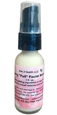 "Berry ""Full"" Facial Serum 1 oz"