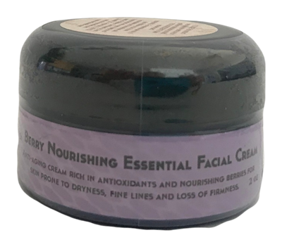 Berry Nourishing Essential Facial Cream 2 oz