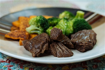 #13 Himalayan Grilled Sirloin Tips(Low Carb)