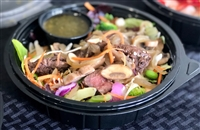 #64 Marinated Steak Bowl