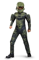 Disguise Halo Master Chief Costume for Boys, Size L