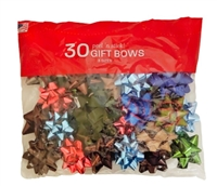 Peel N' Stick! Gift Bows, 30 PCS