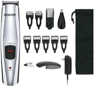Conair 14 PC's Multi-use Grooming System for Men