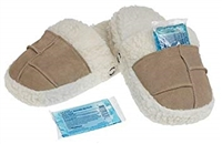 ConAir Foot Vibes, Massage Slippers for Women