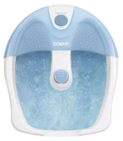 Conair BODY BENEFITS Active Life Foot Spa with Heat & Bubbles