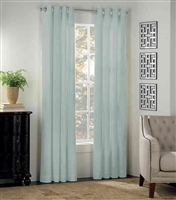 Newport 84-Inch Grommet Window Curtain Panel