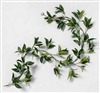 "Hearth & Hand with Magnolia 72"" Faux Bay Leaf Garland"