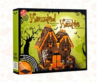 Create A Treat™ E-Z Build® Haunted House Chocolate Kit