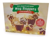 Mini Gingerbread House- Mug Huggers Cookie Building Kit