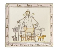 Love Knows No Difference Magnet