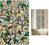 Artscape  Decorative Window Film 24 In. x 36 In., 3 patterns