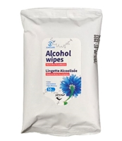 Alcohol Wipes - 10 CT