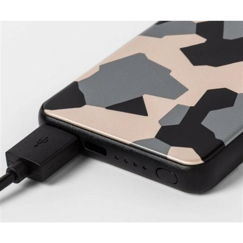 "heydayâ""¢ 4000mAh Power Bank - MOSAIC CAMO"
