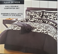George- 4 PC's Full Comforter Set
