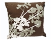 Home Trend Decorative Cushion-Chocolate