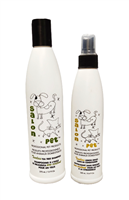 Salon Pet Tearless Shampoo & Conditioner