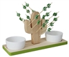 Maison Plus Wooden Cactus Appetizer Serving Tray