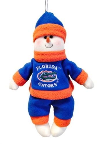 SC Christmas Snowflake Friends Florida Gators Ornament Collections