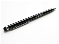 iHome Stylus 2-in-1 Rubber tip and Ballpoint Pen