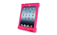 iHome Play Grip - Kid Friendly Silicone Case for iPad Mini