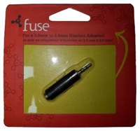 Fuse 3.5 mm to 2.5 mm Headset Adapter