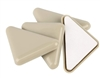Self Stick Furniture Sliders- Triangle