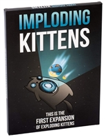 Imploding Kittens - 20 Card Expansion Pack Card Game / Board Game