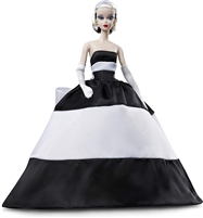 Barbie® Black and White Forever™ Doll - 11.5in
