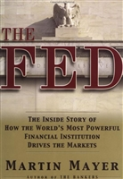 The Fed by Martin Mayer-Paperback