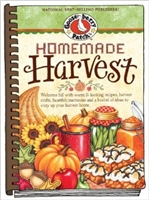 Homemade Harvest: Welcome fall with warm & inviting recipes, harvest crafts, heartfelt memories and a bushel of ideas to cozy up your harvest home