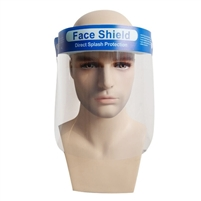 Reusable Face Shield - Protective Face Cover