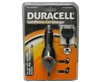 DURACELL Bodyguardz Motorola Car Charger - Desktop Charger - Retail Packaging - Black