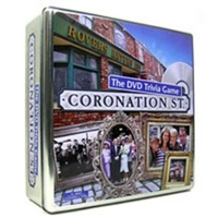 The DVD Trivia Game - Coronation Street