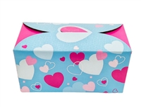 Gift Boxes, Heart - 5 pcs