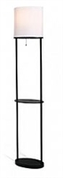 Mainstays Oval Etagere Floor Lamp