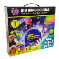 Big Bang Science Fun Science Lab For Children - Fun In The Dark