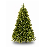 8 ft. Pre-Lit Artificial Christmas Tree