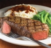 1855 New York Strip Steaks - Premium Black Angus